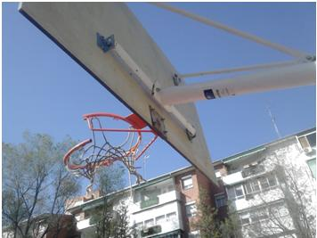 Canchas basket
