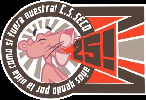CS Seco 25 aniversario pink panther
