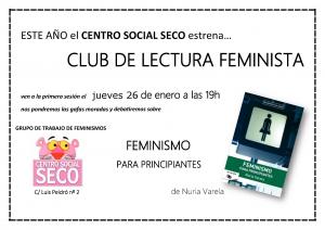 Club lectura feminista